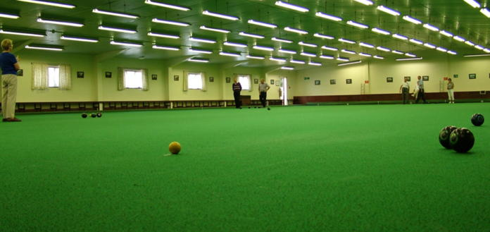 Manor House Bowls Hall