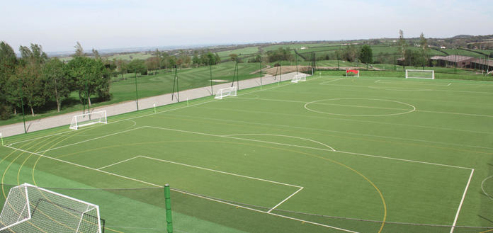Sports Pitch - NOW OPEN!